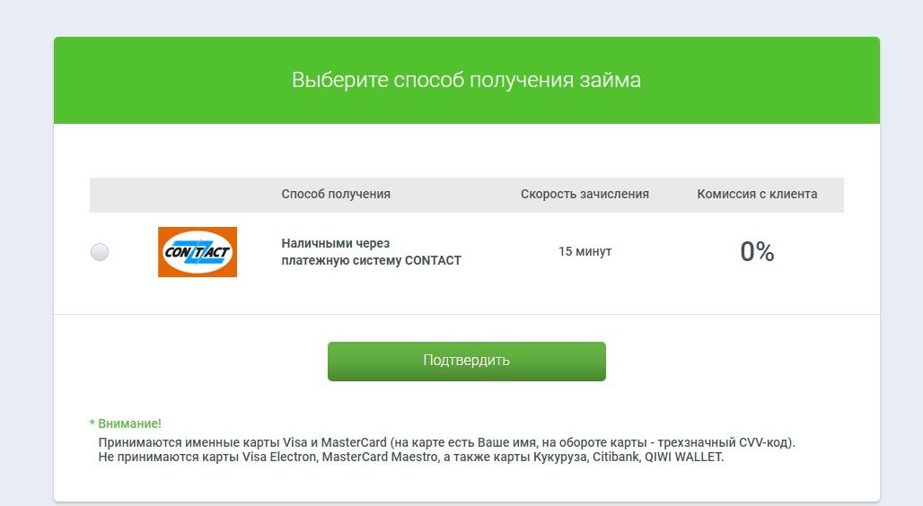МигКредит (Migkredit) оформить займ - отзывы, личный кабинет, официальный сайт